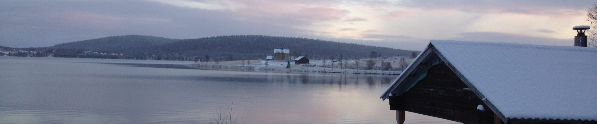 House in the heart of lapland – 2 rooms